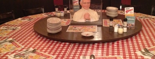 Buca di Beppo is one of Dining In The Anaheim/GG Resort.