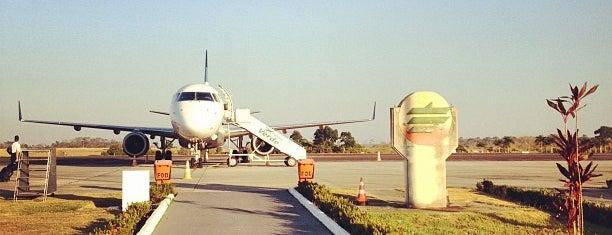 Aeroporto de Alta Floresta (AFL) is one of Aeroportos do Brasil.