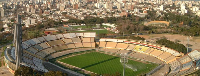 Estadio Centenario is one of Montevideo #4sqCities.