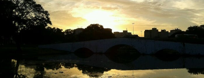Ponte de Pedra is one of Porto Alegre Tour.
