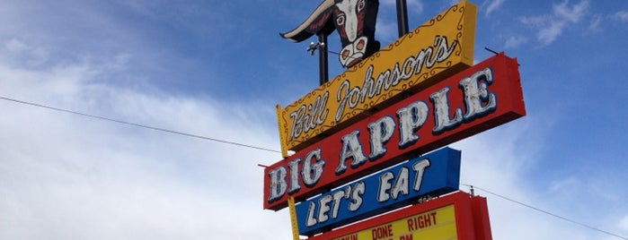 Bill Johnson's Big Apple is one of Central Phoenix Restaurants.