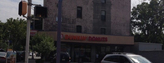 Dunkin' is one of Ian : понравившиеся места.