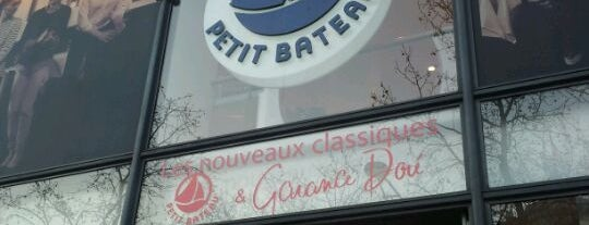 Petit Bateau is one of Paris.