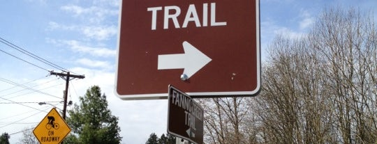 Running Trails And Hikes
