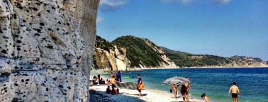 Spiaggia Di Capo Bianco is one of Elba.