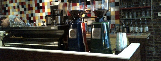 Everyman Espresso is one of Fresh Brew: Top Stops for Manhattan Coffee.