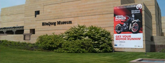 Eiteljorg Museum of American Indians & Western Art is one of StorefrontSticker City Guides: Indianapolis.
