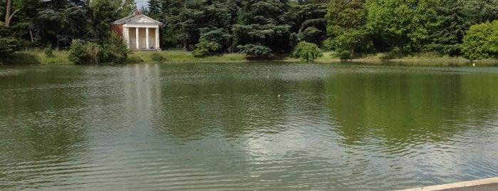 Gunnersbury Park is one of Lugares guardados de Sevgi.