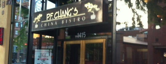 P.F. Chang's is one of Spring Break Denver 2020.