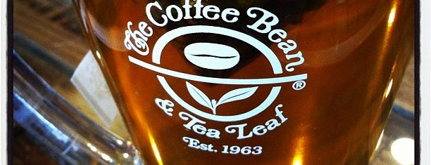 The Coffee Bean & Tea Leaf is one of Restaurants to Try.