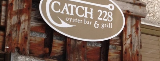 Catch 228 is one of Best Bars in Georgia to watch NFL SUNDAY TICKET™.