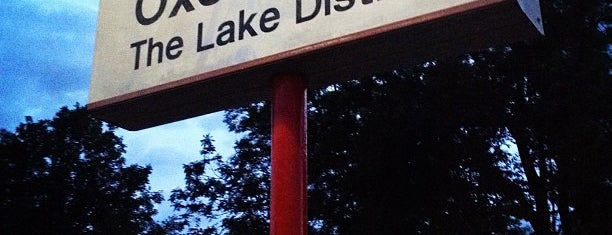 Oxenholme Lake District Railway Station (OXN) is one of Awesome UK.