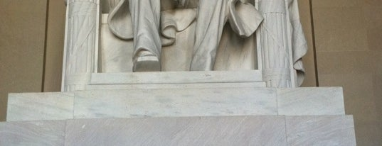 Lincoln Memorial is one of Must See DC!.