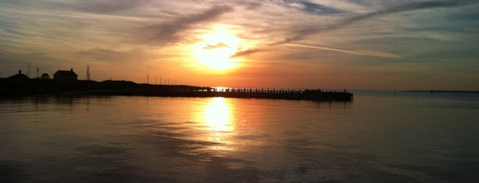Mobile Bay Ferry - Fort Morgan is one of Posti che sono piaciuti a Susan.