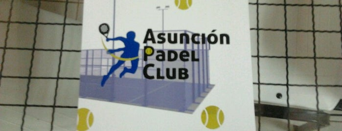 Asuncion Padel Club is one of Deportes.