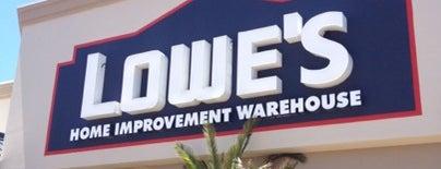 Lowe's is one of Louis 님이 좋아한 장소.