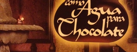 Como Agua para Chocolate is one of Santiago.