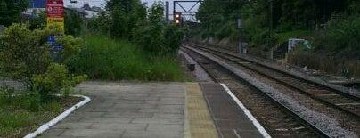 Seven Kings Railway Station (SVK) is one of TFL Elizabeth Line Stations.