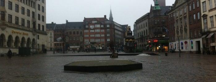 Nytorv is one of Plaza-sightseeing i København.