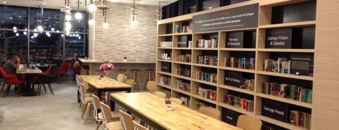 Epilogue Cafe is one of SOUTH EAST ASIA Literary Havens.