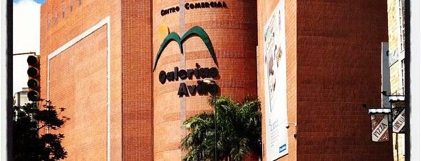 C.C. Galerías Ávila is one of Lugares Visitados.