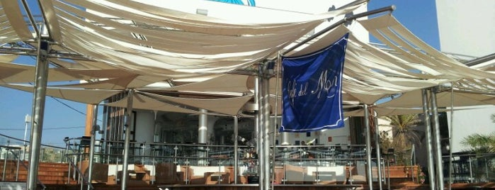 Café del Mar is one of Ibiza.
