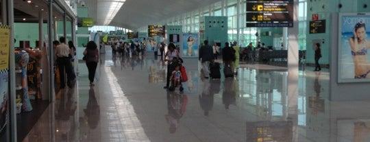 Barselona-El Prat Havalimanı (BCN) is one of Airports.