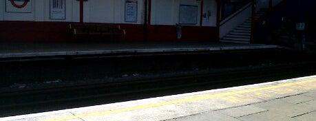 Kenton London Underground and London Overground Station is one of Underground Stations in London.