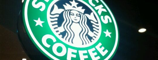 Starbucks is one of Locais curtidos por Sinan.