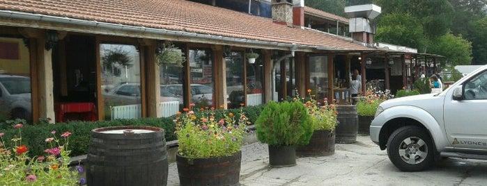 Ресторант Добревски is one of Dustin Thewind : понравившиеся места.