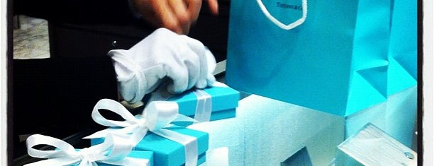 Tiffany & Co. is one of BCN Shopping.