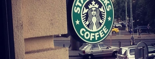 Starbucks is one of Bee Heere.
