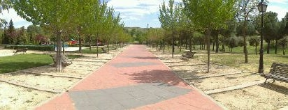 Parque Juan Pablo II is one of Parks to enjoy in Boadilla.