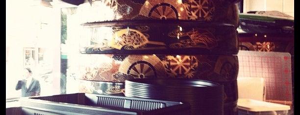 OKAME is one of Bars & Restaurants, I.