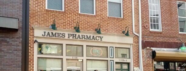 James Pharmacy is one of WineCountryMuse'nin Beğendiği Mekanlar.