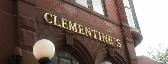 Clementine's is one of Holland MI.