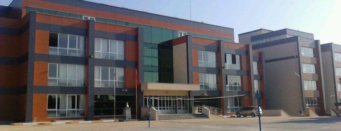 Uluslararası Pendik Kız Anadolu İmam Hatip Lisesi is one of Pendik.
