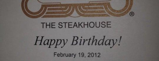 Morton's The Steakhouse is one of Philadelphia.