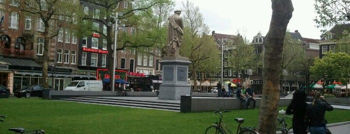 Rembrandtplein is one of Amsterdam City Guide.