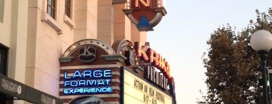 Krikorian Premiere Theatres is one of Tempat yang Disukai Adrian.