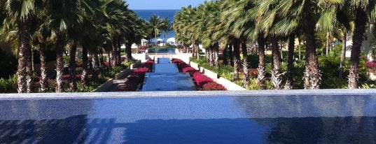 The St. Regis Punta Mita Resort is one of Starwood Experience.