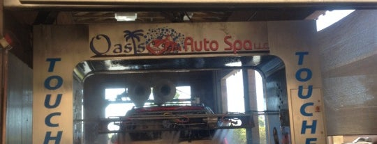 Oasis Auto Spa LLC is one of Lieux qui ont plu à Autumn.