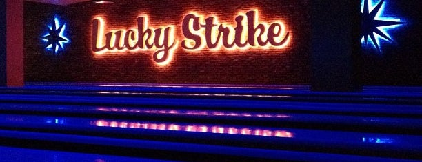 Lucky Strike Live is one of Places Loved.