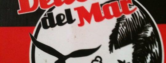 Delicias Del Mar is one of Posti che sono piaciuti a Cosette.