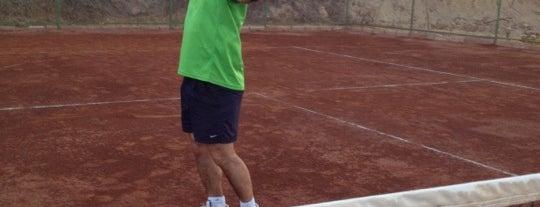 Club De Tenis RP5 is one of Alejandra 님이 좋아한 장소.