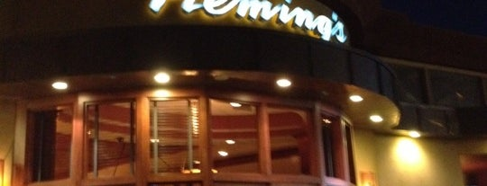Fleming's Prime Steakhouse & Wine Bar is one of Los Angeles.