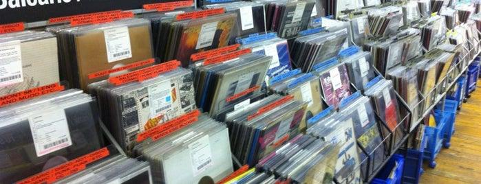Vinyl Exchange is one of Del : понравившиеся места.