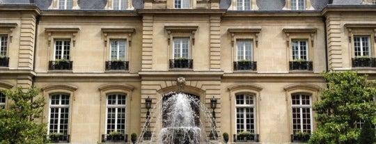 Saint James Paris is one of Paris.