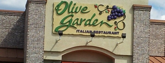Olive Garden is one of Posti salvati di Jane.