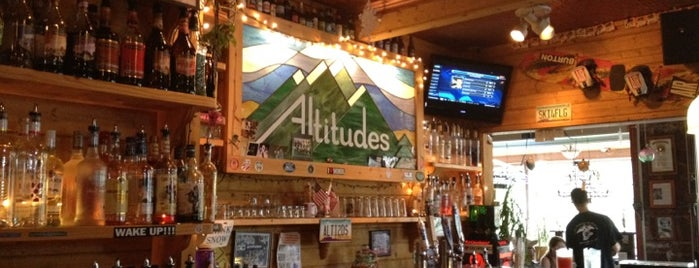 Altitudes Bar & Grill is one of Best Bars in Arizona.